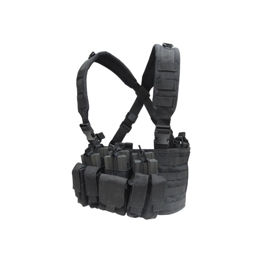 Army Fans Military Gear Tactical Vest Cs Field Outdoor Equipment Supplies Breathable Tactical Recon Chest Rig Military Vest