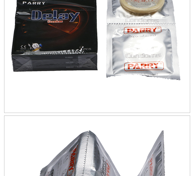 Government procurement platin type delay with CE natural latex rubber condom for men