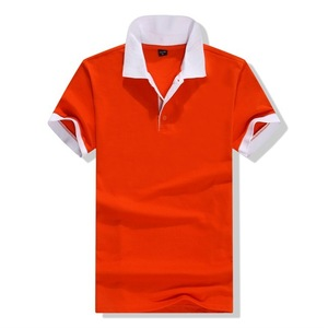 OEM Manufacturers Men 100% Polyester Blank Polo Shirt