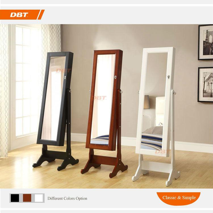 Armario joyería espejo de madera del gabinete-Gabinetes para la Sala ...