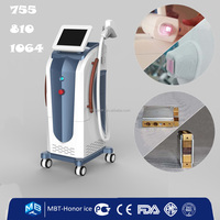 Best selling products , Honor ICE 808nm diode laser beauty equipments distributor wanted