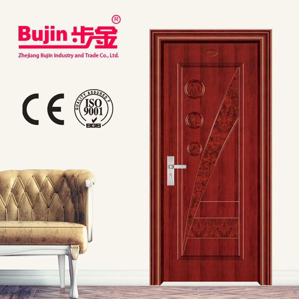 High Quality new style Israel steel door interior modern house building material door