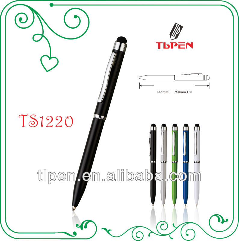 Stylus writing pen for Iphone/Ipad touch TS1220