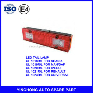 LED TAIL LAMP LIGHT FOR SCANIA/MAN/DAF/IVECO RENAULT/UNIVERSAL