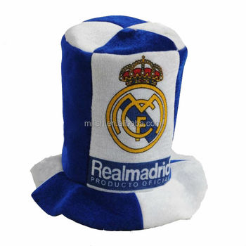 84c5e19f943 Party Funny Real Madrid Football Team Hats Mh-1938 - Buy Football ...