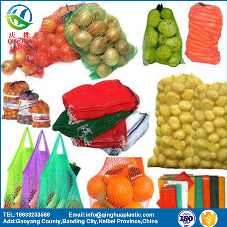 alibaba china market scallop mesh bag for wholesales