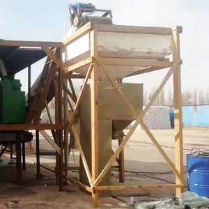 fertilizer packing machinery / 25kg bagging system