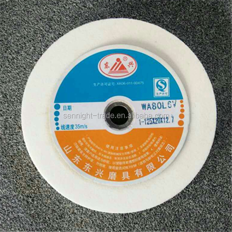 Grinding Wheel for Carbon Steel
