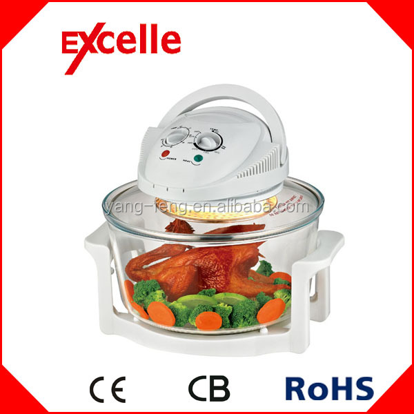 Best selling 12L turbo rotary oven