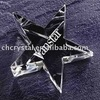 2014 newest design crystal glass cube star wholesale MH-4042