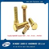 made in china Copper hex threaded long nut,brass coupling nut