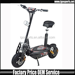 1000W 2000w Foldable E-scooter/ electric scooter with 48v to 60v motor