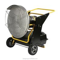 industrial diesel / kerosene oil radiant heater