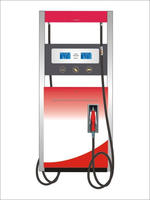 Fuel Dispenser With 2 Tatsuno Pump-2opw Nozzle-2 Tatsuno Flow ...