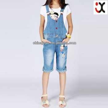 2015 Hot Sale Jeans For Girl Kids Jeans Short Overall Jeans Girl ...