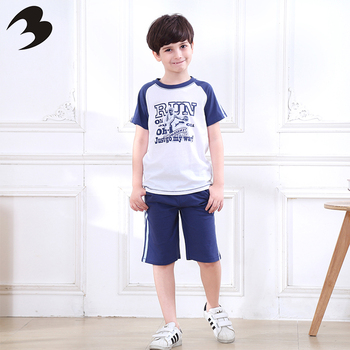 596b97fc027c Alibaba China Summer Casual Kids Boys Wear Children s Clothing Set ...