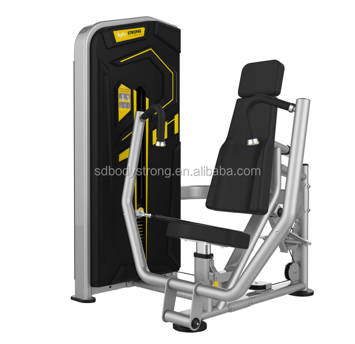 Body Strong Chest Press Ginásio Fitness Equipamento