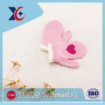 Women Cute and keep warm used for cheap winter gloves