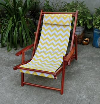Personalized Beach Chairs Lightweight Deck Chair