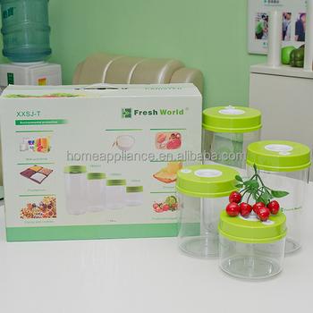 4 Pcs Small Size 70016002000ml Plastic Chemical Storage