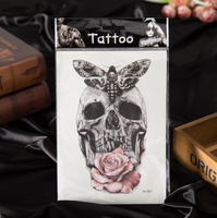 Wholesale Cool Skull Tattoos For Men