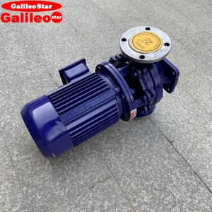 GalileoStar1 peerless pump head vs flow rate centrifugal pump