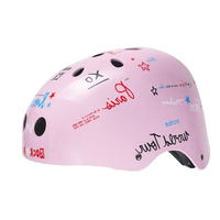 Pink Color Ski Safety Helmet With Many Color Available
