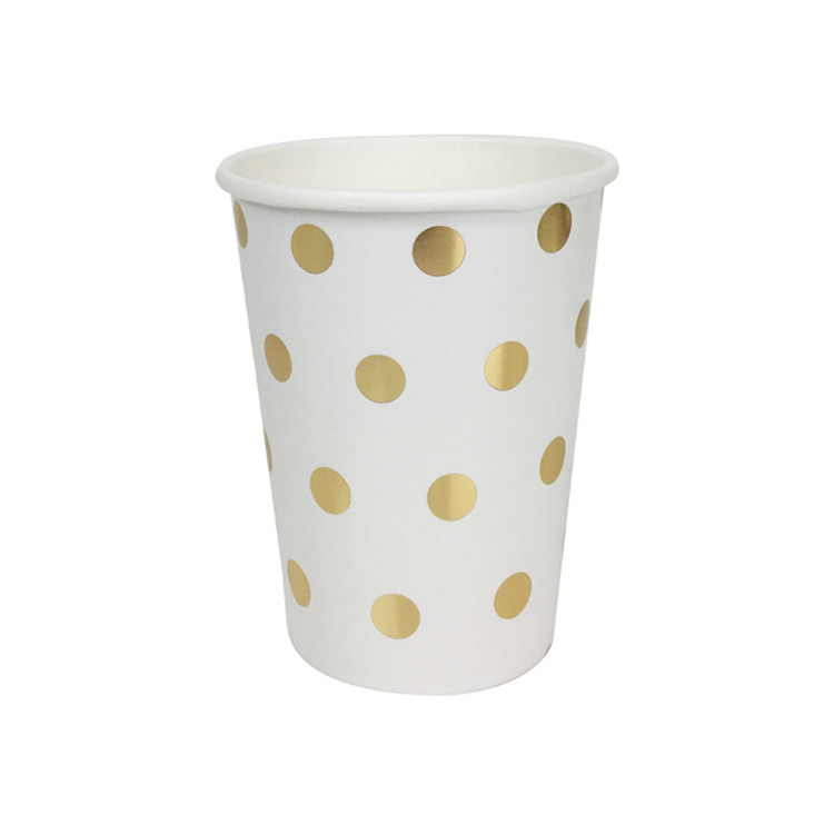 Disposable Custom Printing Wholesale Paper Cup Tray