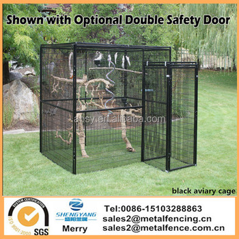 Outdoor Large Rabbit Hutch Guinea Pig En Run Ferret Cage Play Pen With Cover