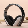 2016 New Wireless Bluetooth Headphone Head Phones Stereo Sports Gaming Foldable Noise Reduction Earphone Support TF