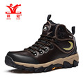 New botas masculina balans genuine leather obuvi waterproof outdoor hiking boots men mountain shoes zapatillas trekking