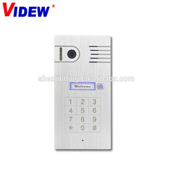 Good Quality Jd960qpm Villa Ip Video Door Bellwaterproof Intercom