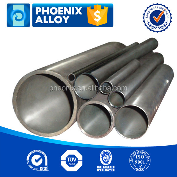 FeNi alloy Invar 36 UNS K93600 welded pipe tube
