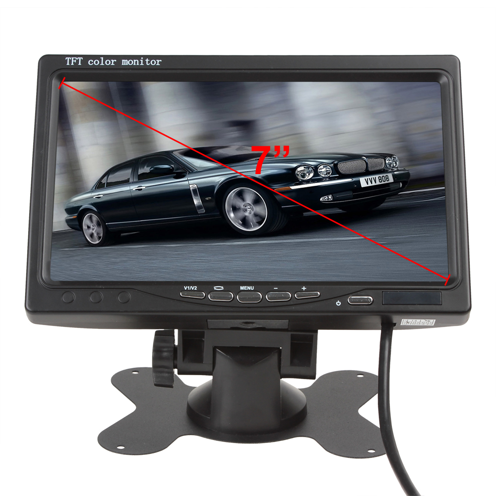 Car Rear View Tft Lcd Monitor
