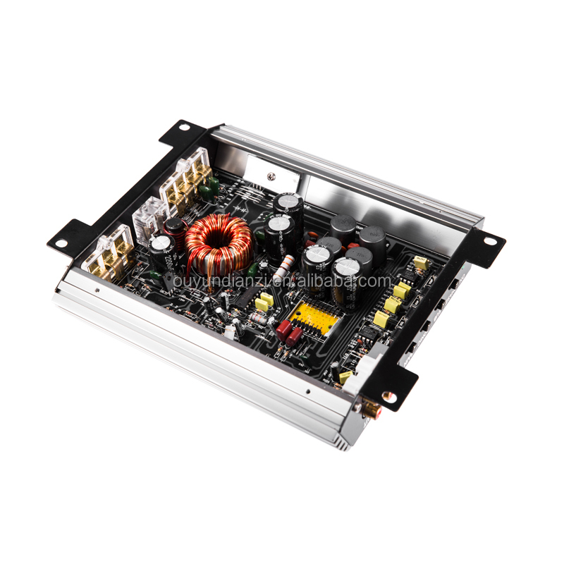 Car Amps Tube Amp 20HZ-250KHZ Amplifier