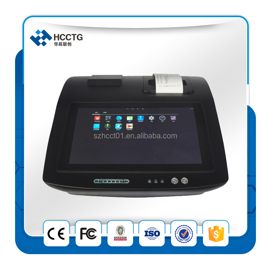 all in one portable android smart handheld pos system/terminal/machine -HGP100P