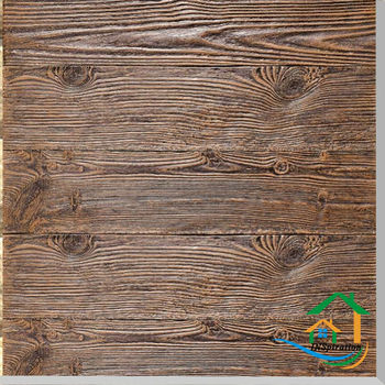 Artificial Stone Wood Design Decorative Wall Blocks - Buy ...