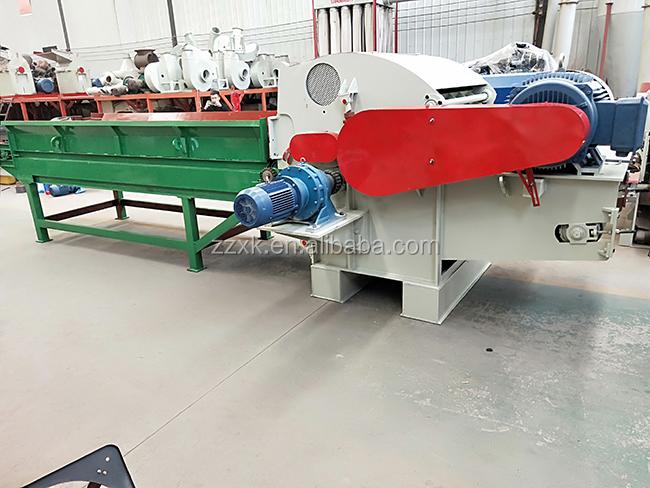 工業用ネイル木製パレットクラッシャー機ハンマーミル