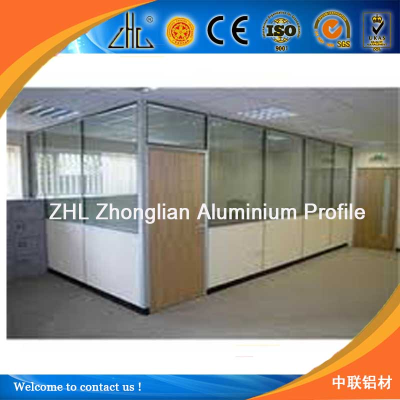Great! powder coating aluminium profile /prices aluminum partitions /aluminum building material in india marketing