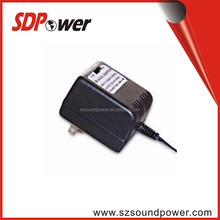 9v 500ma linear power adapter for alarm