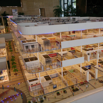 Interior Design Model Making,Shopping Mall 3d Architecture Model ...