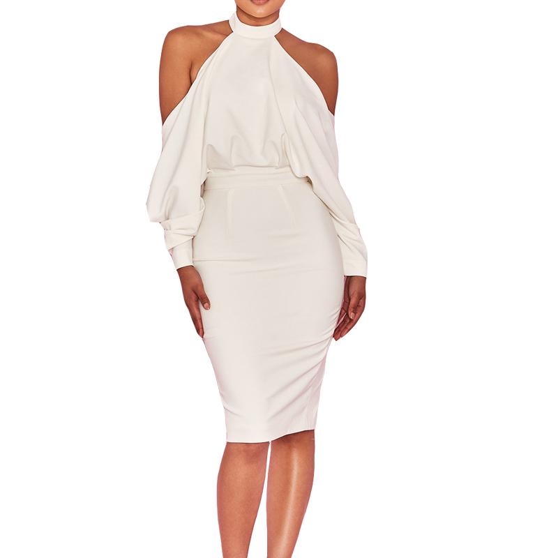 Großhandel elegantes weißes kleid Kaufen Sie die besten elegantes ...