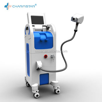 in india 808nm diode laser vertical hair removal machine
