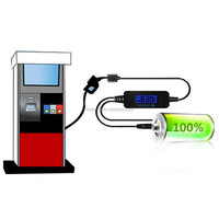 3.5mm Audio FM Transmitter with Hands-Free Calling for iPod