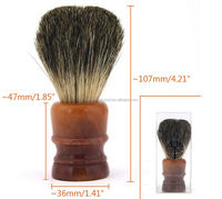 New hotsale many patterns shaving mug brush