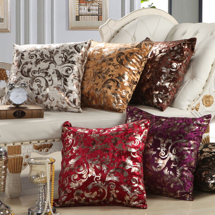 2016 New Luxury Home Decorative Bed Cushion Throw Pillowcase 18