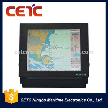 17 Inch Electronic Chart System Ecs