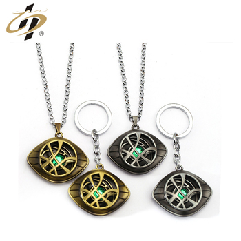 promotional Strange Dr. Necklace chain Two Colors