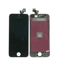 Complete original mobile phone red repair parts for iphone 5 5g lcd 10% OFF