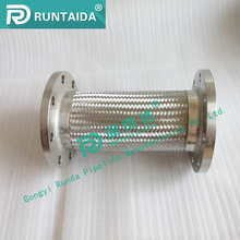stainless steel flexible metal hose bellows corrugated pipes